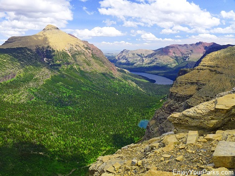 Dawson Pass, Glacier National Park