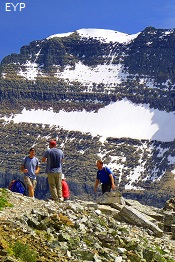 Grinnell Glacier Overlook, Highline Trail, Glacier National Park