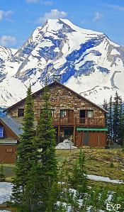 Granite Park Chalet, Highline Trail, Glacier National Park