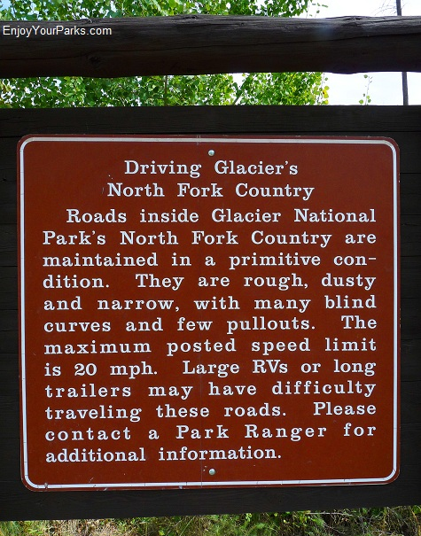 North Fork - Polebridge Area, Glacier National Park