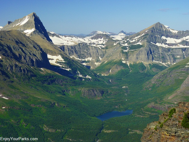 Altyn Peak, Glacier National Park