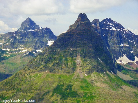 Two Medicine Pass, Glacier National Park