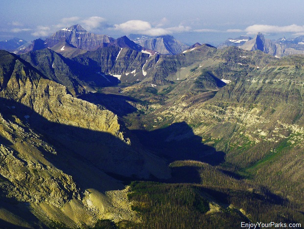 Divide Mountain, Glacier National Park