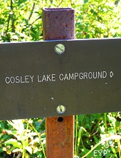Cosley Lake Campground, Stoney Indian Pass Trail, Glacier National Park