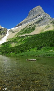 Wahcheechee Mountain, Stoney Indian Pass Trail, Glacier National Park