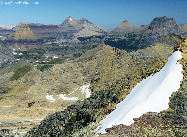 Gunsight Mountain, Glacier National Park