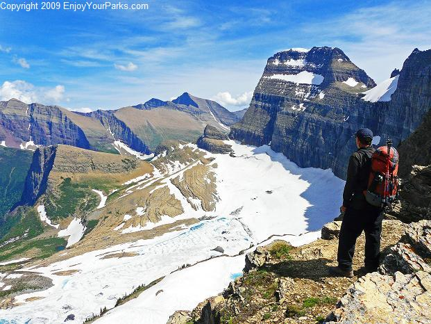 Grinnell Glacier Overlook, Glacier National Park