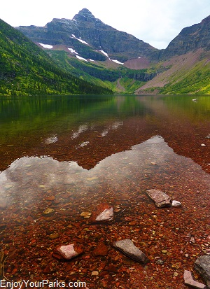 Upper Two Medicine Lake, Two Medicine Area, Glacier National Park