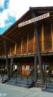 Lake Lodge, Lake Village, Yellowstone National Park
