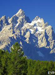 Cathedral Group, Grand Teton National Park