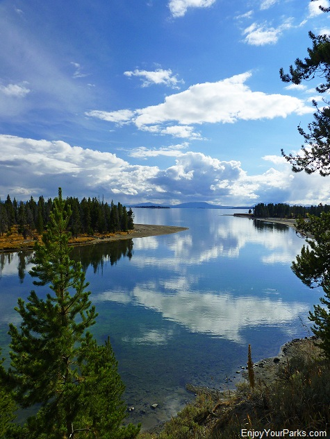 Yellowstone Lake Area, Yellowstone National Park
